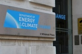 Department of Energy and Climate Change (DECC) Abolished