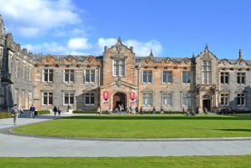 University of St Andrews campus buildings