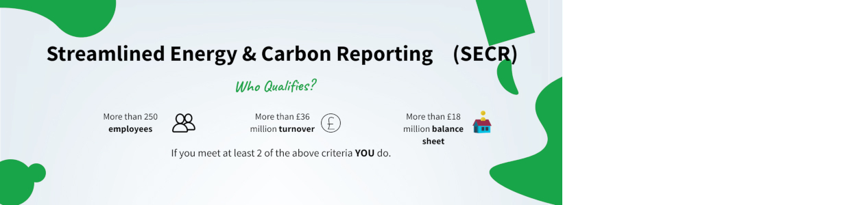 Streamlined Energy & Carbon Reporting (SECR)